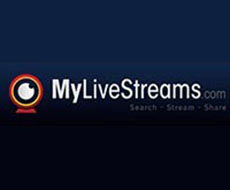 My Live Streams - Cam Vista